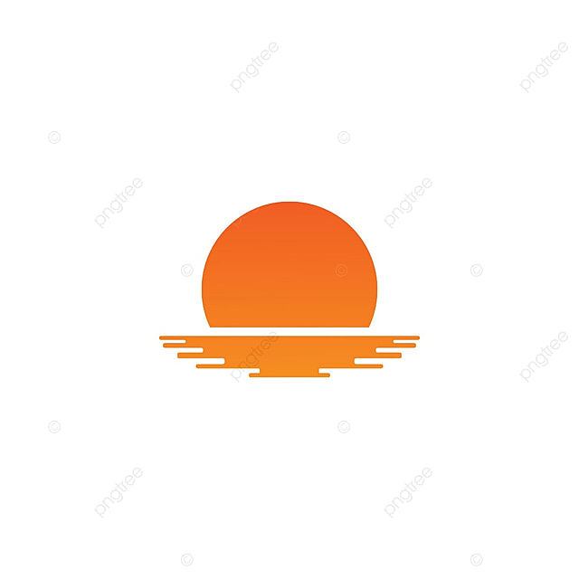 sun logo icon graphic template template for free download