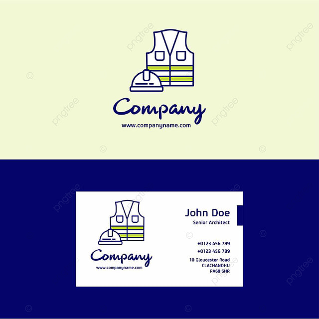 Company business card design com fundo azul modelo para download company business card design com fundo azul modelo reheart Choice Image