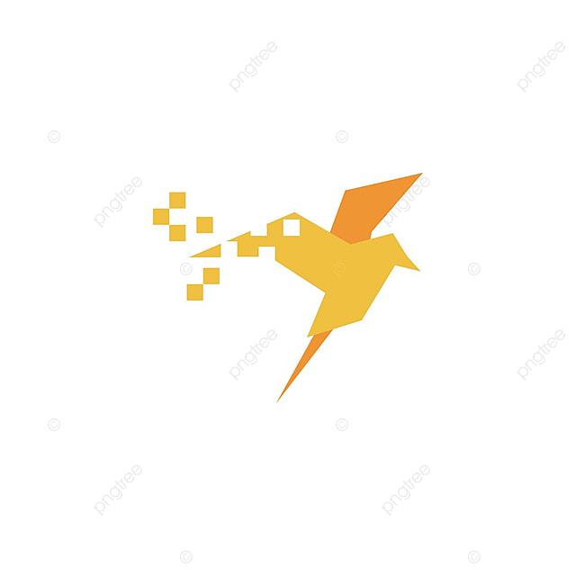Ptak Logo Ikona Wzór Graficzny Szablon Do Pobrania Za Darmo Na Pngtree
