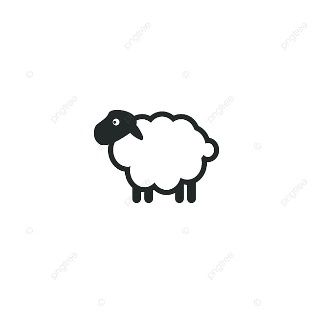 Sheep Logo Template, Sheep, Design, Icon PNG and Vector for Free ...