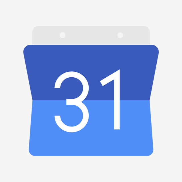 google calendar icon logo template for free download on pngtree