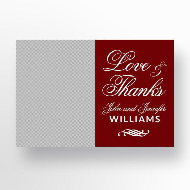 wedding invitation postcards templates