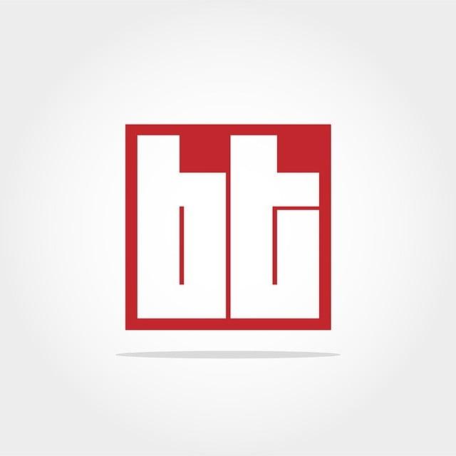 Letra Inicial B Logo Template Design Descarga Gratuita De Plantilla