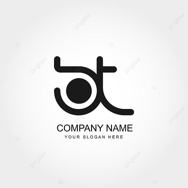 Initial Letter Bt Logo Template Vector Design Template