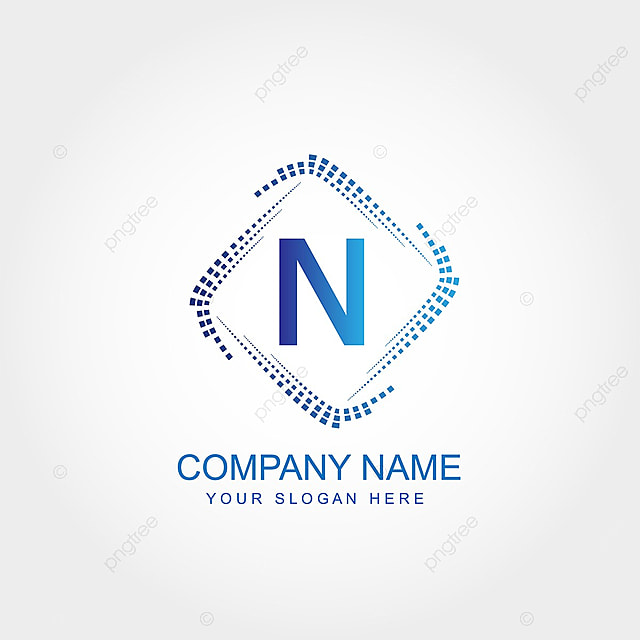 Letter N Logo Template Design Template For Free Download On
