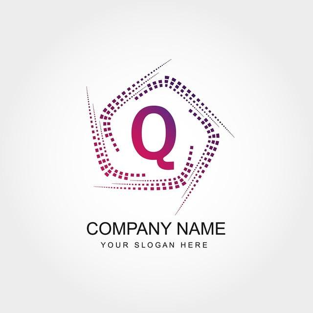 la lettre q logo mod u00e8le mod u00e8le de t u00e9l u00e9chargement gratuit sur pngtree