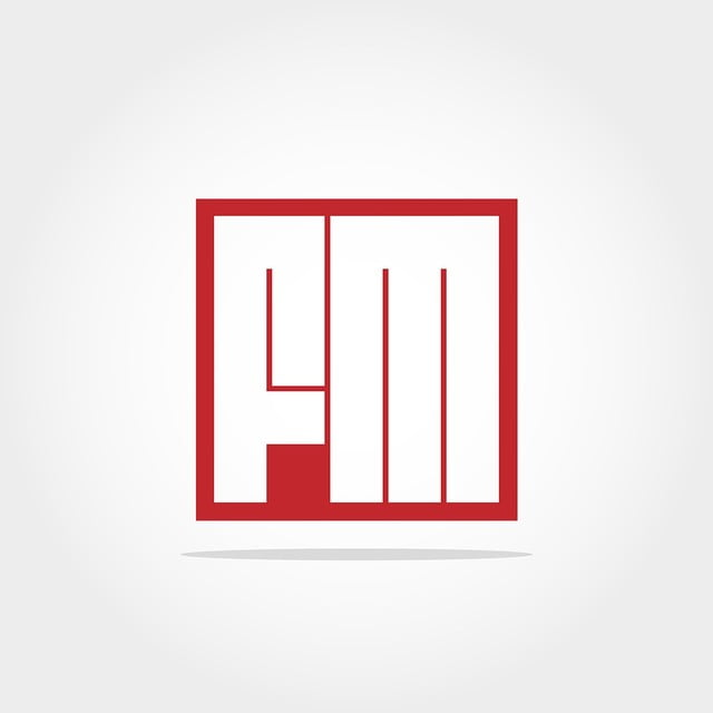 Initial Letter Fm Logo Template Design Template For Free