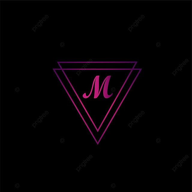 Letra m logotipo de la plantilla de diseño Descarga gratuita de ... 098ca0c3e6ad5