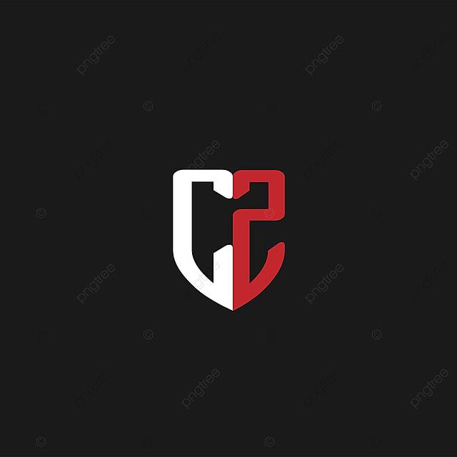 Modern Letter X Logo: Initial Letter Cz Logo Design Template For Free Download