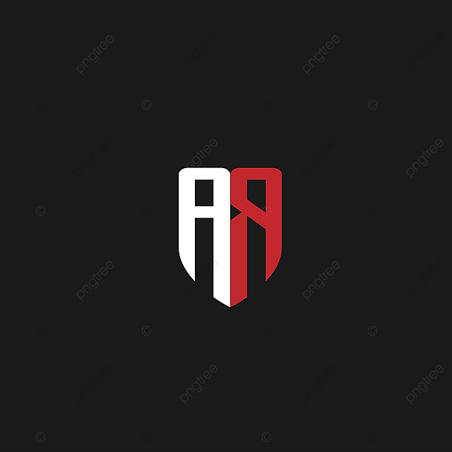 initial letter ar logo design template for free download