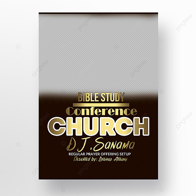 Bible Study Church Flyer Template For Free Download On Pngtree - Bible study flyer template free