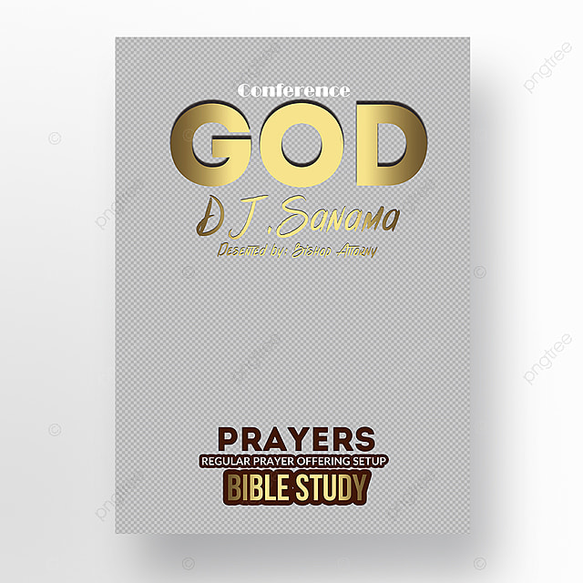 Grace Of God Church Flyer Template For Free Download On Pngtree - Bible study flyer template free
