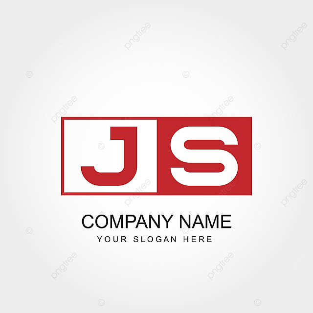 Initial Letter Js Logo Design Template For Free Download On Pngtree
