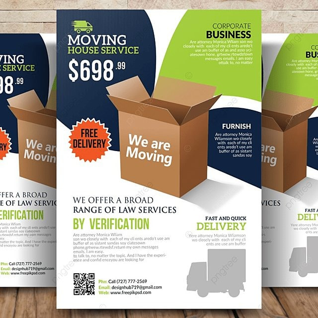 Moving House Flyer Psd Template For Free Download On Pngtree