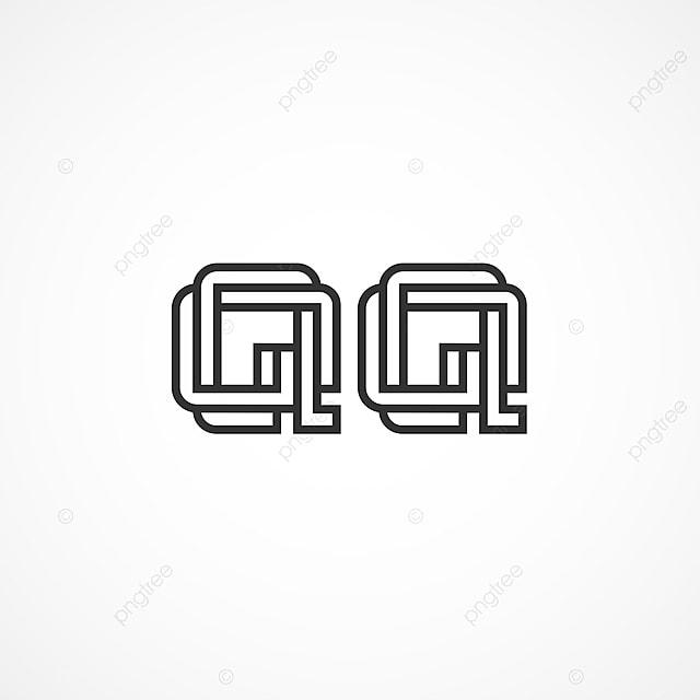 Gambar Awal Surat Qq Logo Template Templat Untuk Muat Turun Percuma Di Pngtree