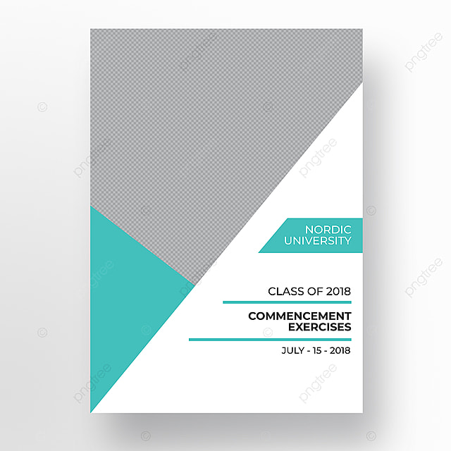 graduation flyer design template for free download on pngtree