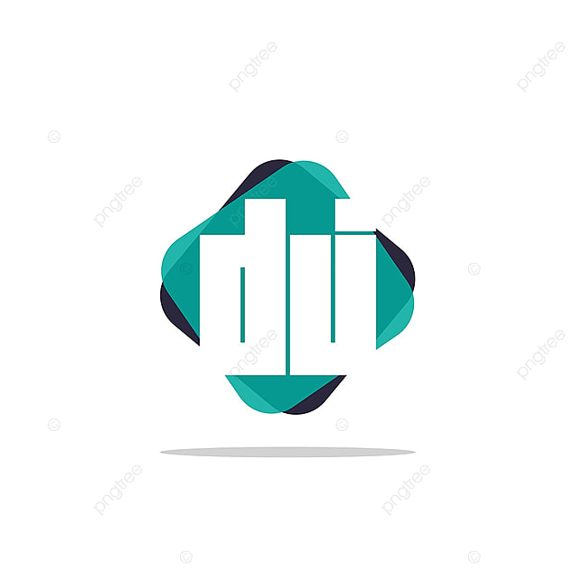 initial letter dj logo template template for free download on pngtree