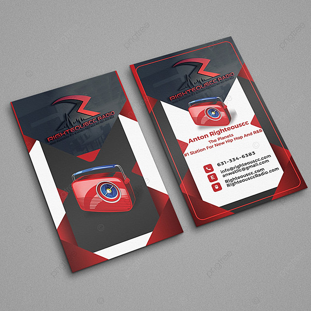 Music business card template for free download on pngtree music business card template cheaphphosting Image collections