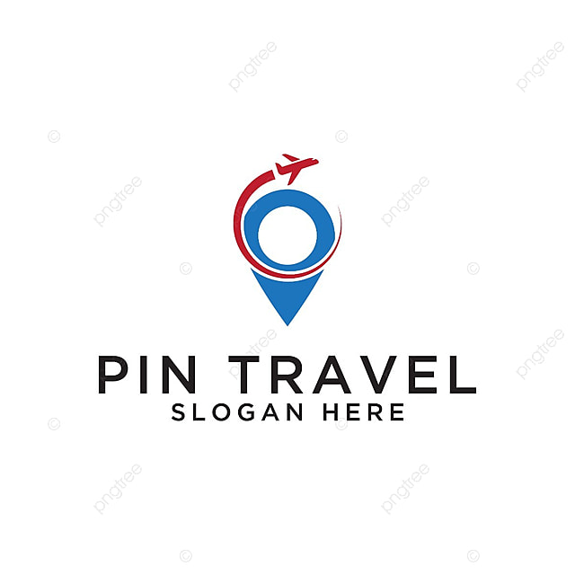 pngtreeにロゴのデザインテンプレート走行ピンマップテンプレートの無料
