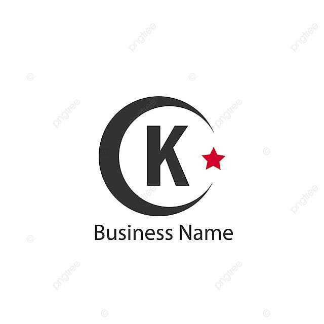 Litera K Logo Wzór Projektu Szablon Do Pobrania Za Darmo Na Pngtree