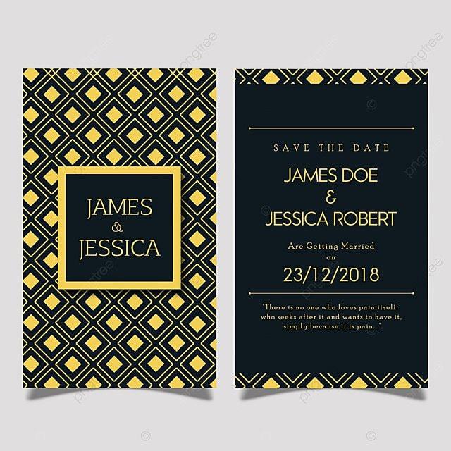 Mariage Royal Carte D Invitation Modele De Telechargement Gratuit