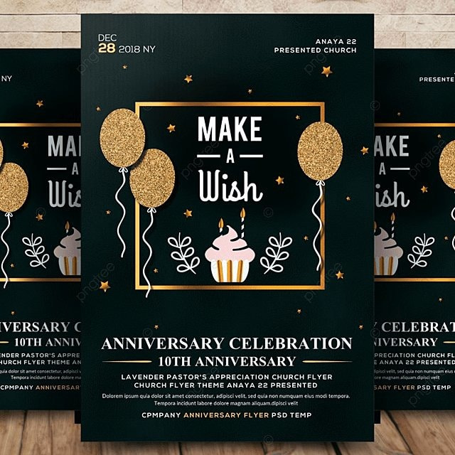 Anniversary invitation template for free download on pngtree anniversary invitation template stopboris Gallery