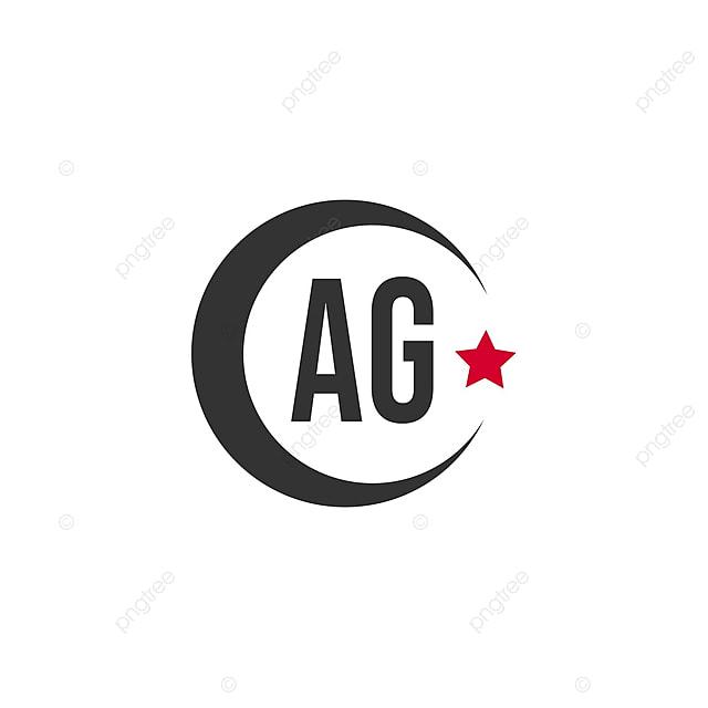 Letter AG Logo Design Template for Free Download on Pngtree