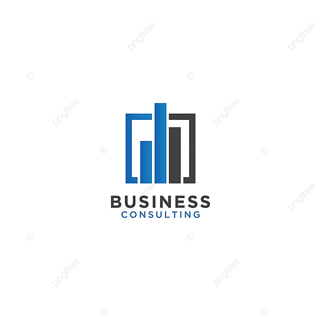 Business Consulting Logo Design Template