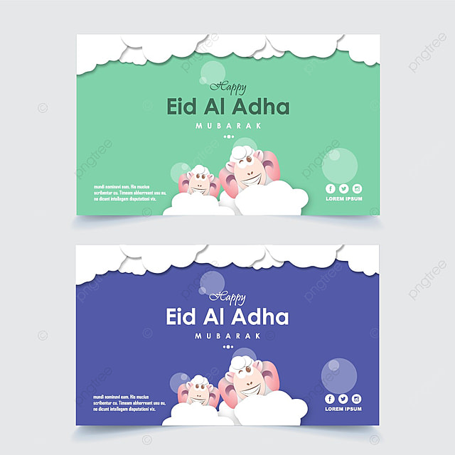 eid greetings card template for free download on pngtree