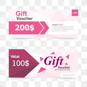 Colorful Gift Voucher plantilla con el patron de colores, lindo regalo certificado cupón plantilla de diseño, colección certificado de regalo tarjeta de negocios banner Calling Card cartel, ilustración vectorial