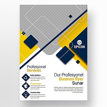Business flyer, Papel A4 Flyer, Abstract Flyer, Anúncio PNG e PSD