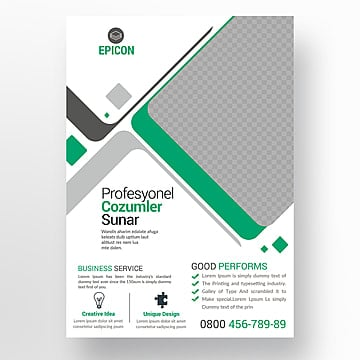 business express, Office Flyer, Agent, Affaires PNG et PSD