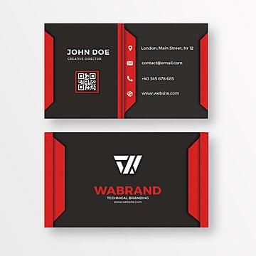 Business card psd 1888 photoshop graphic resources for free download red and black business card business card template png and psd cheaphphosting Choice Image