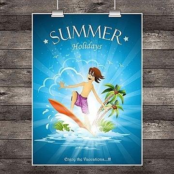الولد التجوال في حفلة الصيف تصميم الملصق, الكتيب، النشرة، فلم، موسيقى, حفلة, تصميم PNG و فيكتور