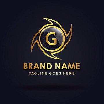 'G' Elegant Vector amazing alphabet logo designs