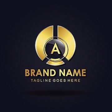 'A' Royal Vector amazing alphabet logo designs