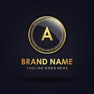 'A' Elegant Vector amazing alphabet logo designs