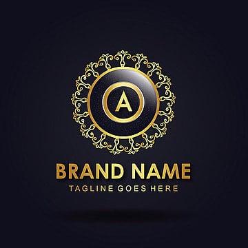 '' الأنيق ناقلات الأبجدية مذهلة تصميم شعار