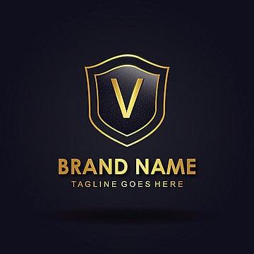 V-Royal Vector amazing alphabet logo designs