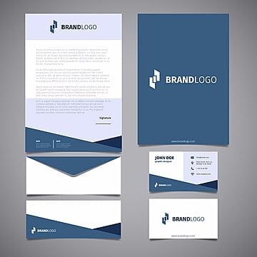 Corporate Stationery Template