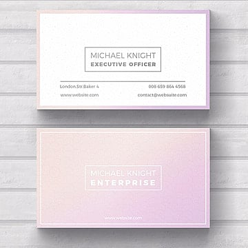 Business Card Design Png Images Vectors And Psd Files Free
