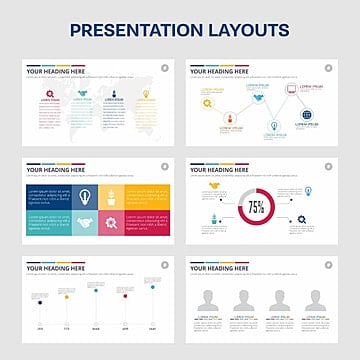 presentation template stylish Template