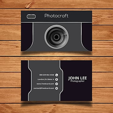 Business card psd 1646 photoshop graphic resources for free download photography business card business card template png and psd wajeb Choice Image