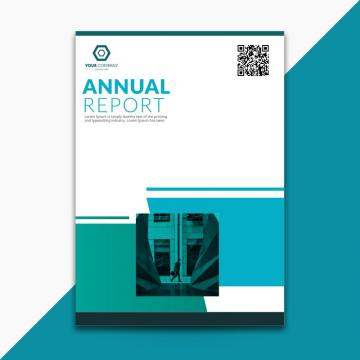 Annual Report Cover Templates, 15 Design Templates for Free Download