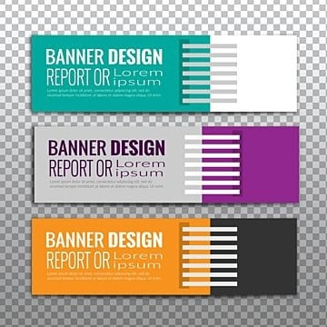 Multi - color Vector Banner
