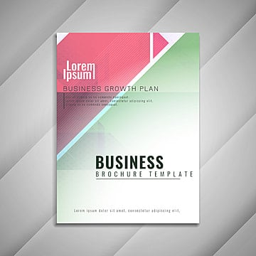 Abstract Business Brochure Template Abstract Advertising - Business brochure templates