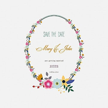 Wedding Invitation Card ,Save the Date