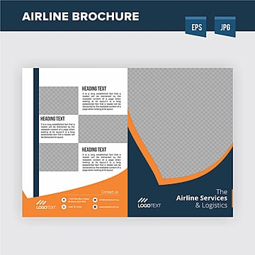 Bifold Brochures Templates, 45 Design Templates for Free Download