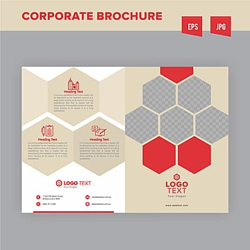шаблон оформления корпоративной брошюры Шаблон