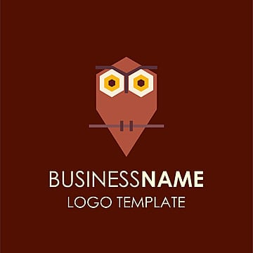 Business name logo template